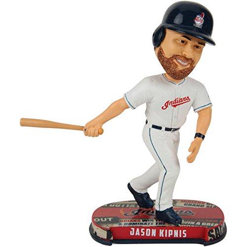 ボブルヘッド バブルヘッド 首振り人形 ボビンヘッド BOBBLEHEAD Forever Collectibles Jason Kipnis Cleveland Indians Headline Special Edition Bobblehead MLBボブルヘッド バブルヘッド 首振り人形 ボビンヘッド BOBBLEHEAD