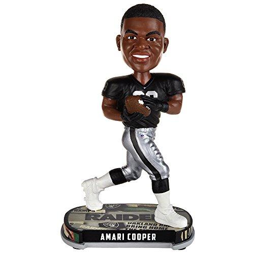 ボブルヘッド バブルヘッド 首振り人形 ボビンヘッド BOBBLEHEAD 【送料無料】Forever Collectibles NFL Oakland Raiders Mens Oakland Raiders Bobble Headline Style Amari Cooper Designoaklandボブルヘッド バブルヘッド 首振り人形 ボビンヘッド BOBBLEHEAD