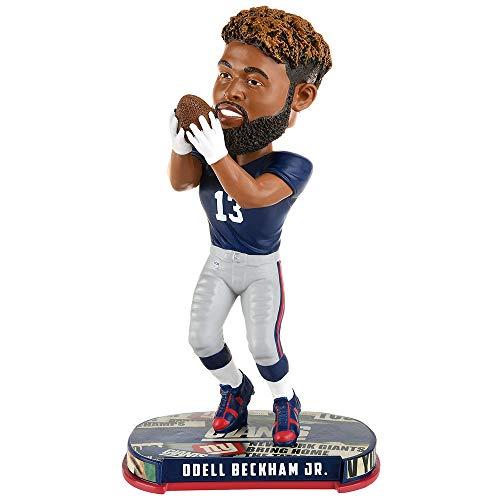ボブルヘッド バブルヘッド 首振り人形 ボビンヘッド BOBBLEHEAD NFL Headline Bobble Head Odell Beckham Jr New York Giants Limited Editionボブルヘッド バブルヘッド 首振り人形 ボビンヘッド BOBBLEHEAD