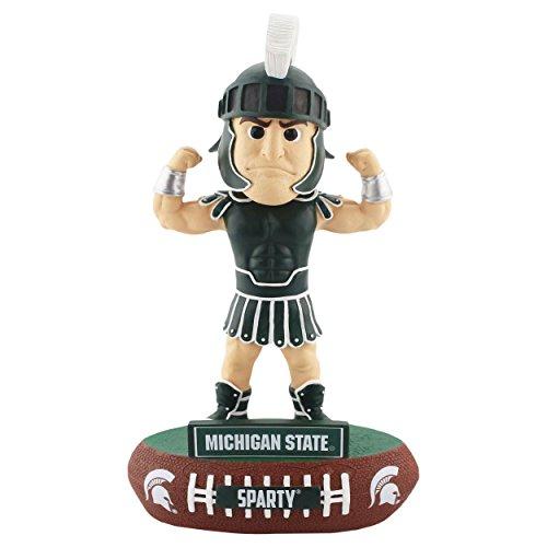 ボブルヘッド バブルヘッド 首振り人形 ボビンヘッド BOBBLEHEAD 【送料無料】Forever Collectibles Sparty Michigan State Spartans Baller Special Edition Bobbleheadボブルヘッド バブルヘッド 首振り人形 ボビンヘッド BOBBLEHEAD