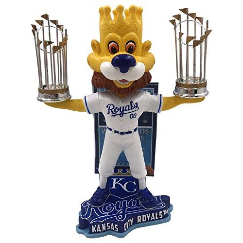 ボブルヘッド バブルヘッド 首振り人形 ボビンヘッド BOBBLEHEAD 【送料無料】Forever Collectibles Kansas City Royals MLB World Series Champions Series - Numbered to 1,000 Bobbleheadボブルヘッド バブルヘッド 首振り人形 ボビンヘッド BOBBLEHEAD