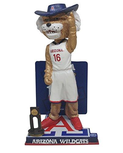 ボブルヘッド バブルヘッド 首振り人形 ボビンヘッド BOBBLEHEAD Arizona Wildcats University of Arizona NCAA Men's Basketball National Championship Series - Numbered to Only 216 Bobbleheadボブルヘッド バブルヘッド 首振り人形 ボビンヘッド BOBBLEHEAD