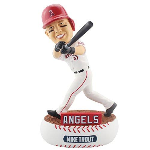ボブルヘッド バブルヘッド 首振り人形 ボビンヘッド BOBBLEHEAD Forever Collectibles Mike Trout Los Angeles Angels Baller Special Edition Bobblehead MLBボブルヘッド バブルヘッド 首振り人形 ボビンヘッド BOBBLEHEAD