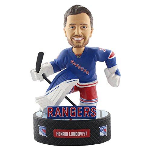 ボブルヘッド バブルヘッド 首振り人形 ボビンヘッド BOBBLEHEAD Forever Collectibles Henrik Lundqvist New York Rangers Baller Special Edition Bobbleheadボブルヘッド バブルヘッド 首振り人形 ボビンヘッド BOBBLEHEAD