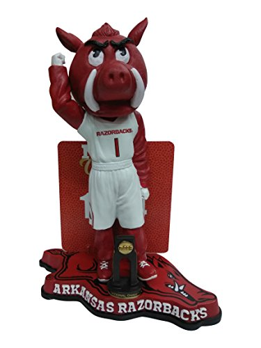 ボブルヘッド バブルヘッド 首振り人形 ボビンヘッド BOBBLEHEAD 【送料無料】Forever Collectibles Arkansas Razorbacks University of Arkansas NCAA Men's Basketball National Championship Seボブルヘッド バブルヘッド 首振り人形 ボビンヘッド BOBBLEHEAD