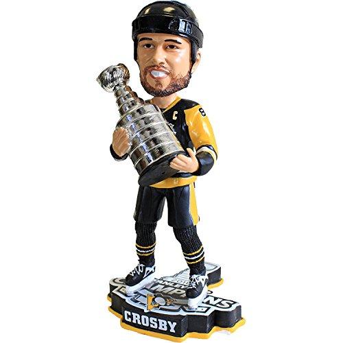 ボブルヘッド バブルヘッド 首振り人形 ボビンヘッド BOBBLEHEAD Forever Collectibles Pittsburgh Penguins Sidney Crosby #87 Stanley Cup Champions Bobbleheadボブルヘッド バブルヘッド 首振り人形 ボビンヘッド BOBBLEHEAD