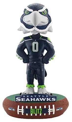 ボブルヘッド バブルヘッド 首振り人形 ボビンヘッド BOBBLEHEAD 【送料無料】FOCO NFL Seattle Seahawks MASCOT BALLER BOBBLEMASCOT BALLER BOBBLEボブルヘッド バブルヘッド 首振り人形 ボビンヘッド BOBBLEHEAD