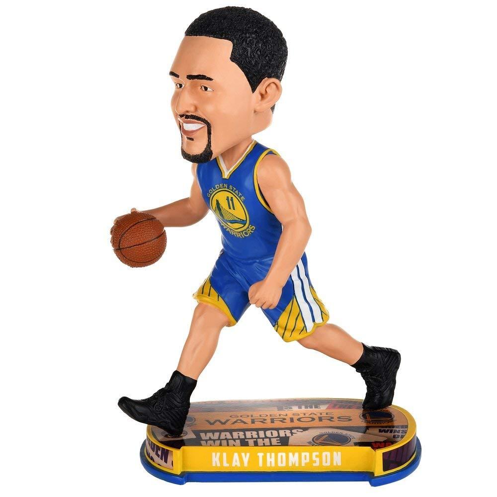 ボブルヘッド バブルヘッド 首振り人形 ボビンヘッド BOBBLEHEAD NBA Headline Bobble Head #11 Klay Thompson Golden State Warriorsボブルヘッド バブルヘッド 首振り人形 ボビンヘッド BOBBLEHEAD