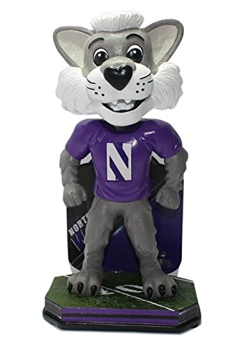 ボブルヘッド バブルヘッド 首振り人形 ボビンヘッド BOBBLEHEAD Forever Collectibles Northwestern University Northwestern Wildcats Willie Wildcat Mascot Bobbleheadボブルヘッド バブルヘッド 首振り人形 ボビンヘッド BOBBLEHEAD