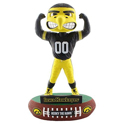 ボブルヘッド バブルヘッド 首振り人形 ボビンヘッド BOBBLEHEAD Forever Collectibles Iowa Hawkeyes Mascot Iowa Hawkeyes Baller Special Edition Bobbleheadボブルヘッド バブルヘッド 首振り人形 ボビンヘッド BOBBLEHEAD