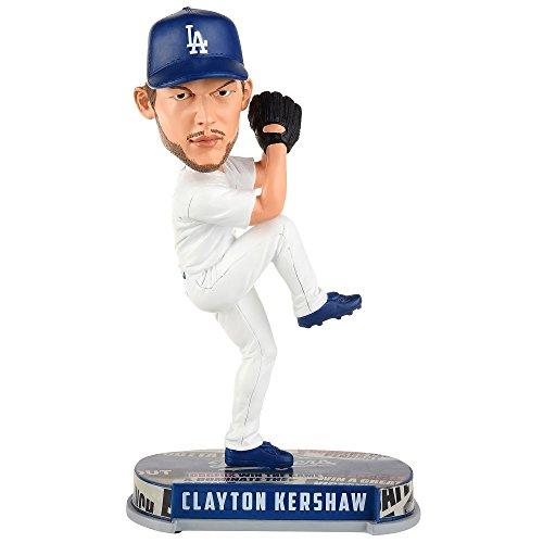 ボブルヘッド バブルヘッド 首振り人形 ボビンヘッド BOBBLEHEAD Forever Collectibles Clayton Kershaw Los Angeles Dodgers Headline Special Edition Bobblehead MLBボブルヘッド バブルヘッド 首振り人形 ボビンヘッド BOBBLEHEAD