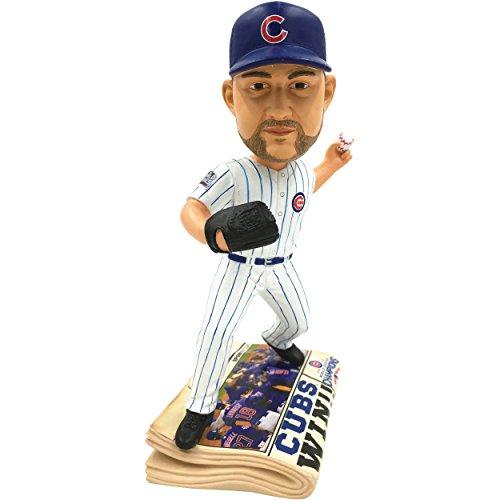 ボブルヘッド バブルヘッド 首振り人形 ボビンヘッド BOBBLEHEAD Forever Collectibles Jon Lester Chicago Cubs 2016 World Series Champions Bobblehead MLBボブルヘッド バブルヘッド 首振り人形 ボビンヘッド BOBBLEHEAD