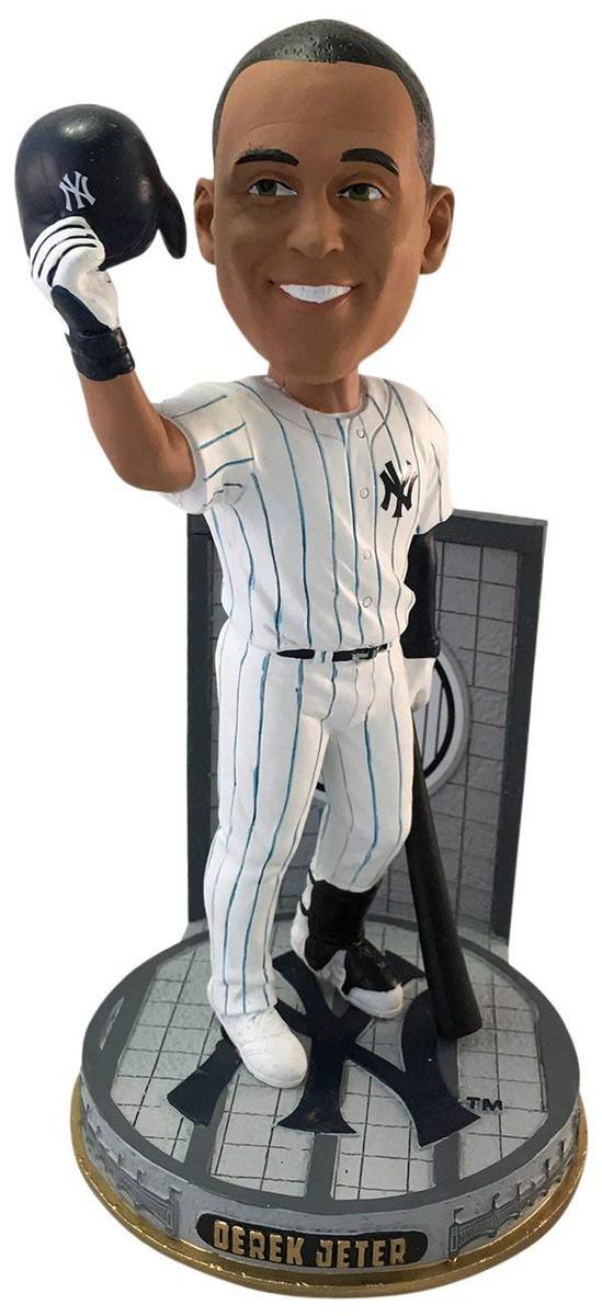ボブルヘッド バブルヘッド 首振り人形 ボビンヘッド BOBBLEHEAD Derek Jeter New York Yankees Special Edition Derek Jeter Day Monument Park Bobbleheadボブルヘッド バブルヘッド 首振り人形 ボビンヘッド BOBBLEHEAD