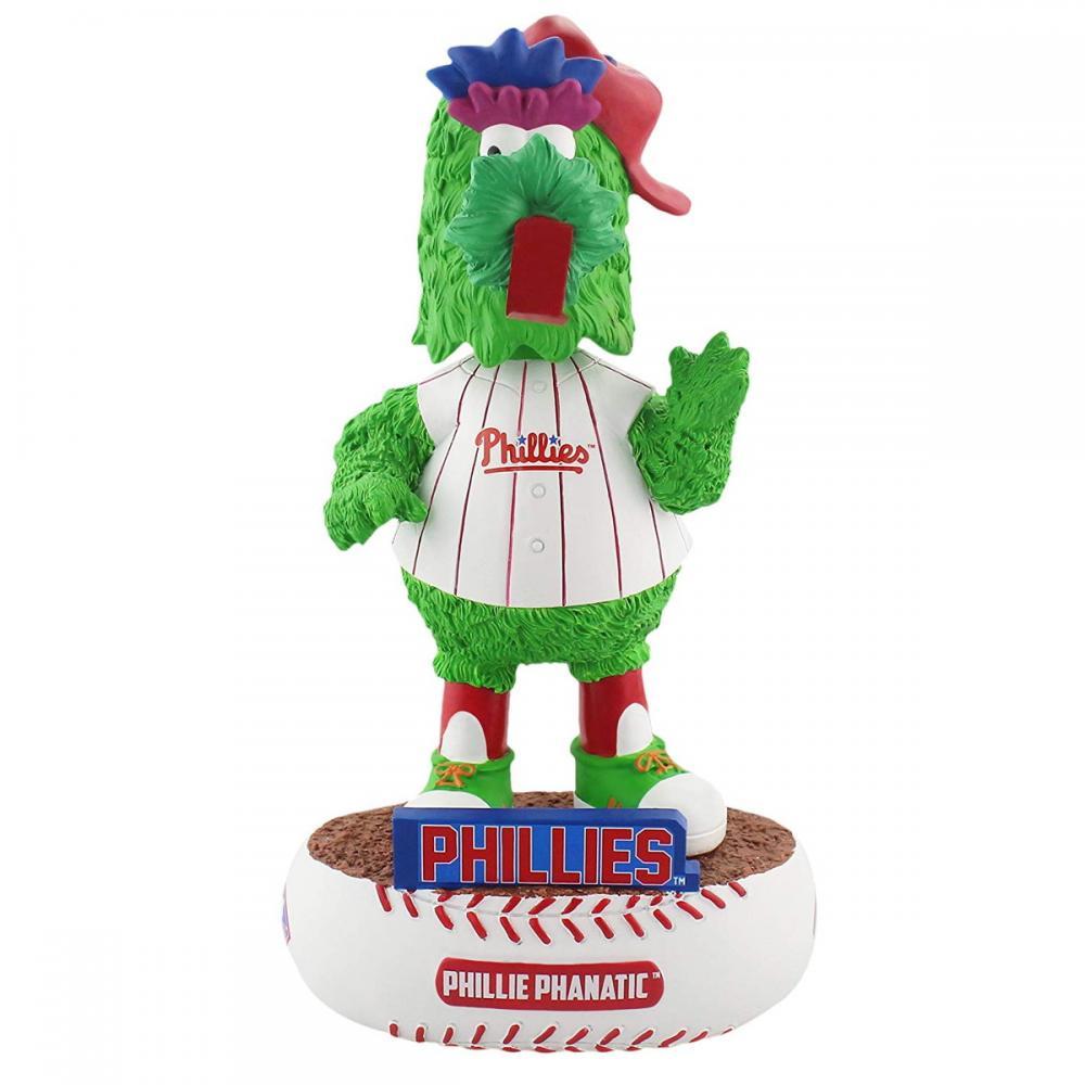 ボブルヘッド バブルヘッド 首振り人形 ボビンヘッド BOBBLEHEAD Forever Collectibles Philadelphia Phillies Mascot Philadelphia Phillies Baller Bobblehead MLBボブルヘッド バブルヘッド 首振り人形 ボビンヘッド BOBBLEHEAD