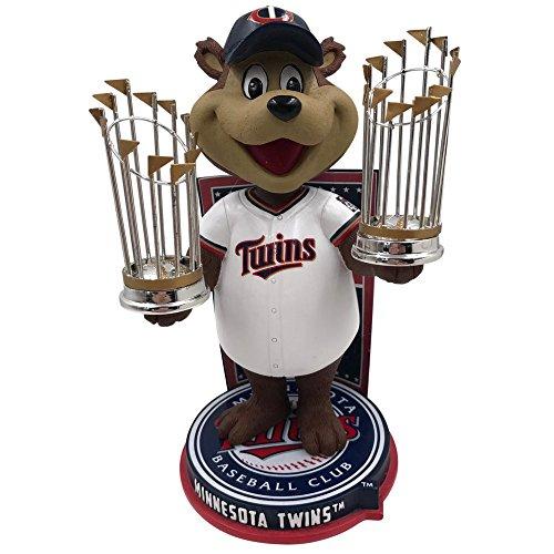 ボブルヘッド バブルヘッド 首振り人形 ボビンヘッド BOBBLEHEAD Minnesota Twins MLB World Series Champions Series - Numbered to 1,000 Bobbleheadボブルヘッド バブルヘッド 首振り人形 ボビンヘッド BOBBLEHEAD