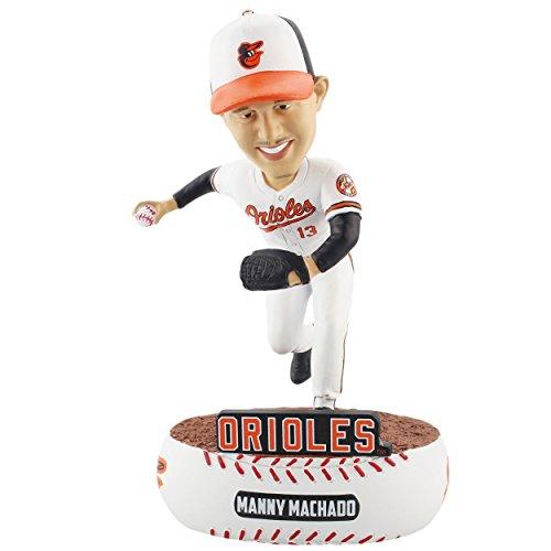 ボブルヘッド バブルヘッド 首振り人形 ボビンヘッド BOBBLEHEAD Forever Collectibles Manny Machado Baltimore Orioles Baller Special Edition Bobblehead MLBボブルヘッド バブルヘッド 首振り人形 ボビンヘッド BOBBLEHEAD