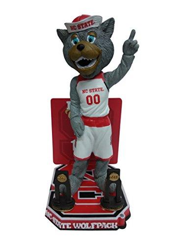 ボブルヘッド バブルヘッド 首振り人形 ボビンヘッド BOBBLEHEAD NC State University Wolfpack Multiple Men's College Basketball National Championships Bobblehead Bobble head - Individually Numbボブルヘッド バブルヘッド 首振り人形 ボビンヘッド BOBBLEHEAD