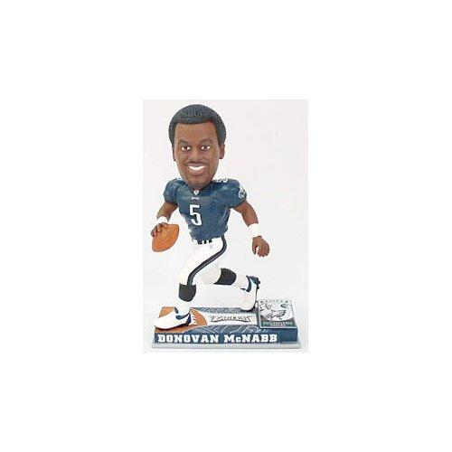 ボブルヘッド バブルヘッド 首振り人形 ボビンヘッド BOBBLEHEAD Forever Collectibles NFL Philadelphia Eagles Mens Philadelphia Eagles Donovan McNabb On Field Bobblehead, Team Colors One Sizeボブルヘッド バブルヘッド 首振り人形 ボビンヘッド BOBBLEHEAD