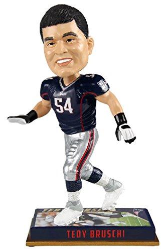 ボブルヘッド バブルヘッド 首振り人形 ボビンヘッド BOBBLEHEAD Forever Collectibles Tedy Bruschi New England Patriots NFL Legends Series Bobblehead NFLボブルヘッド バブルヘッド 首振り人形 ボビンヘッド BOBBLEHEAD