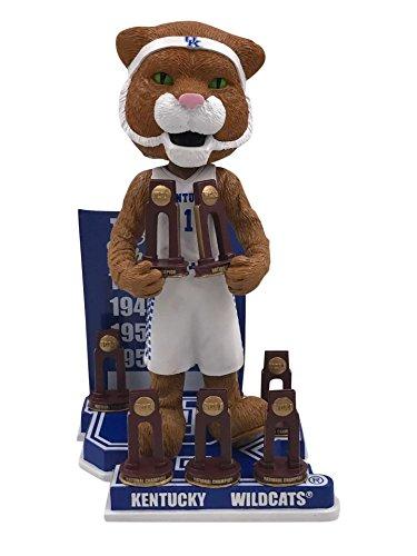 ボブルヘッド バブルヘッド 首振り人形 ボビンヘッド BOBBLEHEAD Forever Collectibles Kentucky Wildcats Kentucky Wildcats Men's Basketball National Championship Bobbleheadボブルヘッド バブルヘッド 首振り人形 ボビンヘッド BOBBLEHEAD