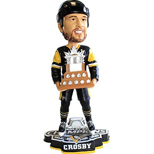 ボブルヘッド バブルヘッド 首振り人形 ボビンヘッド BOBBLEHEAD Forever Collectibles Pittsburgh Penguins Sidney Crosby #87 MVP Hockey Trophy Bobbleheadボブルヘッド バブルヘッド 首振り人形 ボビンヘッド BOBBLEHEAD