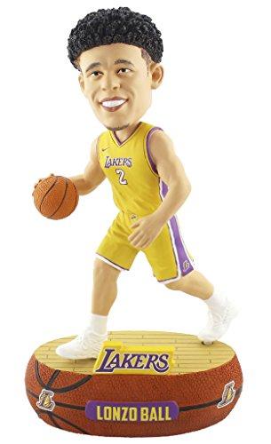 ボブルヘッド バブルヘッド 首振り人形 ボビンヘッド BOBBLEHEAD Forever Collectibles Lonzo Ball Los Angeles Lakers Baller Special Edition Bobbleheadボブルヘッド バブルヘッド 首振り人形 ボビンヘッド BOBBLEHEAD