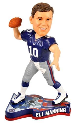 ボブルヘッド バブルヘッド 首振り人形 ボビンヘッド BOBBLEHEAD Forever Collectibles - New York Giants Eli Manning Pennant Base Bobbleheadボブルヘッド バブルヘッド 首振り人形 ボビンヘッド BOBBLEHEAD
