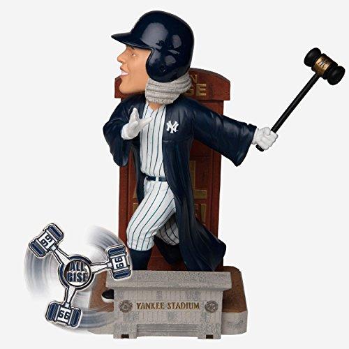 ボブルヘッド バブルヘッド 首振り人形 ボビンヘッド BOBBLEHEAD FOCO MLB New York Yankees Judge A Exclusive Judgement Day Bobble #99 Bobble, Team Color, One Sizeボブルヘッド バブルヘッド 首振り人形 ボビンヘッド BOBBLEHEAD