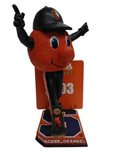 ボブルヘッド バブルヘッド 首振り人形 ボビンヘッド BOBBLEHEAD 【送料無料】Forever Collectibles Syracuse Orange Syracuse University NCAA Men's Basketball National Championship Series - ボブルヘッド バブルヘッド 首振り人形 ボビンヘッド BOBBLEHEAD