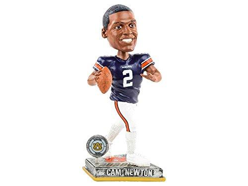 ボブルヘッド バブルヘッド 首振り人形 ボビンヘッド BOBBLEHEAD Cam Newton Auburn Tigers Bobblehead - Individually Numbered Carolina Panthersボブルヘッド バブルヘッド 首振り人形 ボビンヘッド BOBBLEHEAD