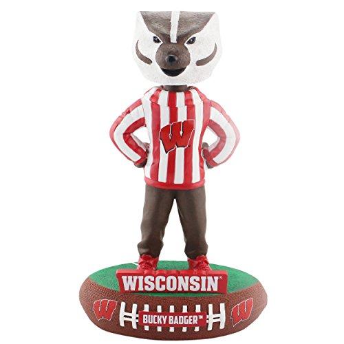 ボブルヘッド バブルヘッド 首振り人形 ボビンヘッド BOBBLEHEAD Wisconsin Badgers Mascot Wisconsin Badgers Baller Special Edition Bobbleheadボブルヘッド バブルヘッド 首振り人形 ボビンヘッド BOBBLEHEAD