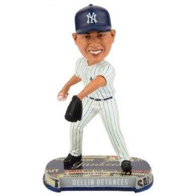 ボブルヘッド バブルヘッド 首振り人形 ボビンヘッド BOBBLEHEAD 【送料無料】Forever Collectibles Dellin Betances New York Yankees Headline Special Edition Bobblehead MLBボブルヘッド バブルヘッド 首振り人形 ボビンヘッド BOBBLEHEAD