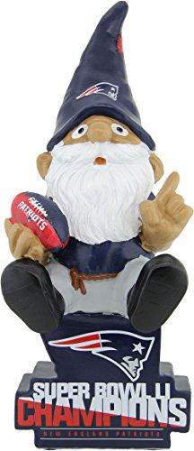 ボブルヘッド バブルヘッド 首振り人形 ボビンヘッド BOBBLEHEAD 【送料無料】Forever Collectibles New England Patriots Super Bowl LI Champions Team Gnomeボブルヘッド バブルヘッド 首振り人形 ボビンヘッド BOBBLEHEAD