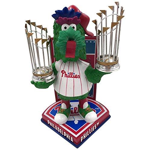 ボブルヘッド バブルヘッド 首振り人形 ボビンヘッド BOBBLEHEAD Philadelphia Phillies MLB World Series Champions Series - Numbered to 1,000 Bobbleheadボブルヘッド バブルヘッド 首振り人形 ボビンヘッド BOBBLEHEAD