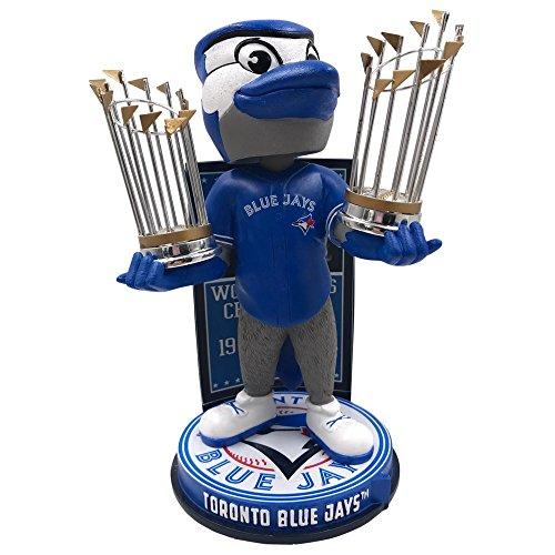 ボブルヘッド バブルヘッド 首振り人形 ボビンヘッド BOBBLEHEAD 【送料無料】Forever Collectibles Toronto Blue Jays MLB World Series Champions Series Only 1,000 Bobblehead MLBボブルヘッド バブルヘッド 首振り人形 ボビンヘッド BOBBLEHEAD