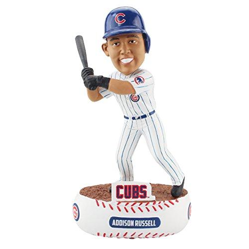 ボブルヘッド バブルヘッド 首振り人形 ボビンヘッド BOBBLEHEAD Forever Collectibles Addison Russell Chicago Cubs Baller Special Edition Bobblehead MLBボブルヘッド バブルヘッド 首振り人形 ボビンヘッド BOBBLEHEAD