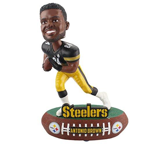 ボブルヘッド バブルヘッド 首振り人形 ボビンヘッド BOBBLEHEAD Forever Collectibles Antonio Brown Pittsburgh Steelers Baller Special Edition Bobblehead NFLボブルヘッド バブルヘッド 首振り人形 ボビンヘッド BOBBLEHEAD