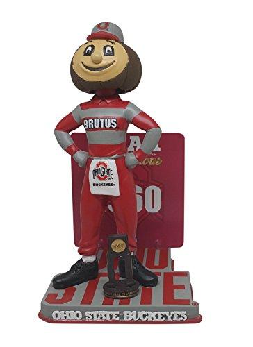 ボブルヘッド バブルヘッド 首振り人形 ボビンヘッド BOBBLEHEAD Ohio State Buckeyes Ohio State University NCAA Men's Basketball National Championship Series - Numbered to Only 216 Bobbleheadボブルヘッド バブルヘッド 首振り人形 ボビンヘッド BOBBLEHEAD