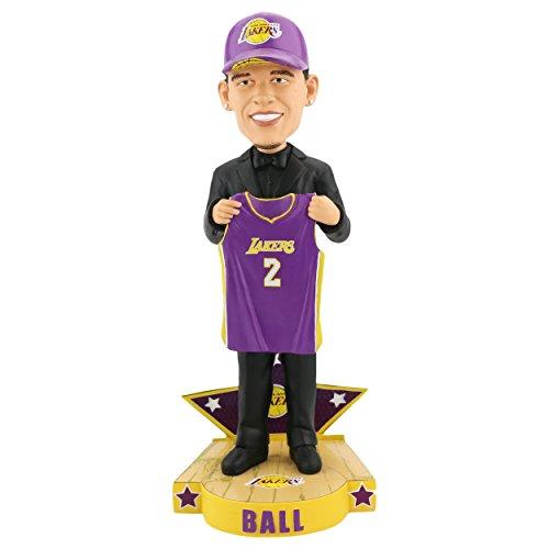ボブルヘッド バブルヘッド 首振り人形 ボビンヘッド BOBBLEHEAD Lonzo Ball Los Angeles Lakers 2017 NBA Draft Day Limited Edition Bobbleheadボブルヘッド バブルヘッド 首振り人形 ボビンヘッド BOBBLEHEAD