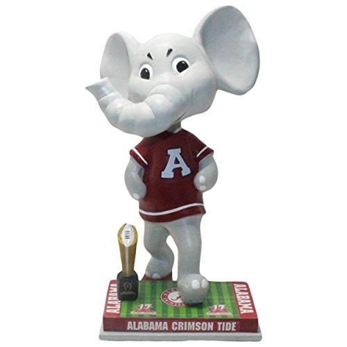 ボブルヘッド バブルヘッド 首振り人形 ボビンヘッド BOBBLEHEAD 【送料無料】Forever Collectibles Alabama Crimson Tide 2017 National Champions Bobbleheadボブルヘッド バブルヘッド 首振り人形 ボビンヘッド BOBBLEHEAD
