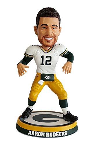 ボブルヘッド バブルヘッド 首振り人形 ボビンヘッド BOBBLEHEAD Aaron Rodgers Green Bay Packers Title Belt Bobblehead - Numbered to 216ボブルヘッド バブルヘッド 首振り人形 ボビンヘッド BOBBLEHEAD