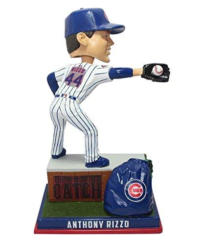 ボブルヘッド バブルヘッド 首振り人形 ボビンヘッド BOBBLEHEAD Chicago Cubs Anthony Rizzo 2016 Wall Catch Bobblehead - Individually Numberedボブルヘッド バブルヘッド 首振り人形 ボビンヘッド BOBBLEHEAD