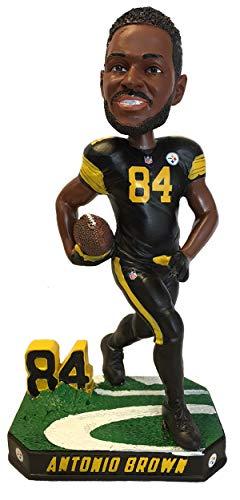 ボブルヘッド バブルヘッド 首振り人形 ボビンヘッド BOBBLEHEAD 【送料無料】Forever Collectibles Antonio Brown Pittsburgh Steelers Special Edition Color Rush Bobblehead NFLボブルヘッド バブルヘッド 首振り人形 ボビンヘッド BOBBLEHEAD