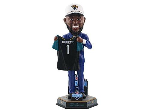 ボブルヘッド バブルヘッド 首振り人形 ボビンヘッド BOBBLEHEAD Forever Collectibles Leonard Fournette Jacksonville Jaguars 2017 NFL Draft Day Bobblehead NFLボブルヘッド バブルヘッド 首振り人形 ボビンヘッド BOBBLEHEAD