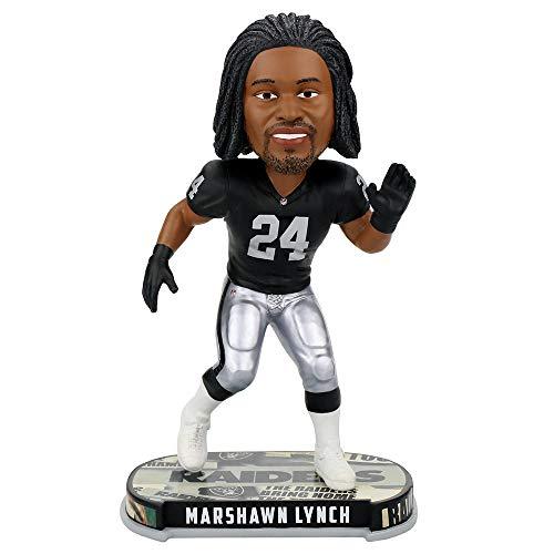 ボブルヘッド バブルヘッド 首振り人形 ボビンヘッド BOBBLEHEAD Marshawn Lynch Oakland Raiders Limited Edition Headline Bobbleheadボブルヘッド バブルヘッド 首振り人形 ボビンヘッド BOBBLEHEAD