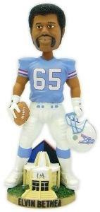 ボブルヘッド バブルヘッド 首振り人形 ボビンヘッド BOBBLEHEAD Oilers Elvin Bethea Hall of Fame Forever Collectibles Bobble Headボブルヘッド バブルヘッド 首振り人形 ボビンヘッド BOBBLEHEAD