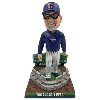 ボブルヘッド バブルヘッド 首振り人形 ボビンヘッド BOBBLEHEAD Joe Maddon The Curse is Over! Chicago Cubs 2016 World Series Bobbleheadボブルヘッド バブルヘッド 首振り人形 ボビンヘッド BOBBLEHEAD