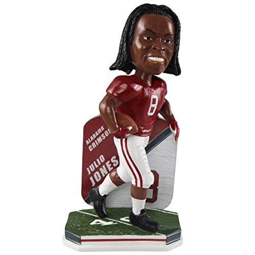 ボブルヘッド バブルヘッド 首振り人形 ボビンヘッド BOBBLEHEAD Julio Jones Alabama Crimson Tide Special Edition College Football Name and Number Bobblehead - Atlanta Falconsボブルヘッド バブルヘッド 首振り人形 ボビンヘッド BOBBLEHEAD