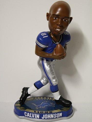 ボブルヘッド バブルヘッド 首振り人形 ボビンヘッド BOBBLEHEAD Calvin Johnson Detroit Lions 2012 NFL Forever Collectibles Bobble Headボブルヘッド バブルヘッド 首振り人形 ボビンヘッド BOBBLEHEAD