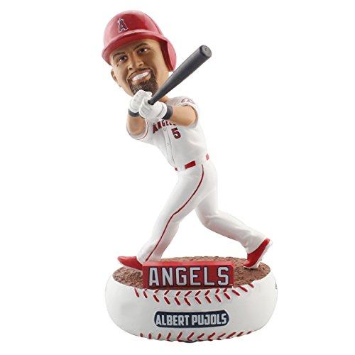 ボブルヘッド バブルヘッド 首振り人形 ボビンヘッド BOBBLEHEAD Forever Collectibles Albert Pujols Los Angeles Angels Baller Special Edition Bobblehead MLBボブルヘッド バブルヘッド 首振り人形 ボビンヘッド BOBBLEHEAD